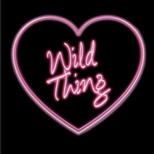 Wild Thing typography print