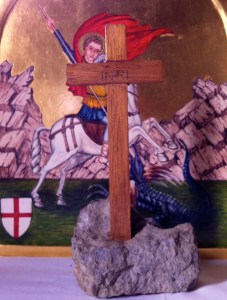 Ironstone Cross Photo