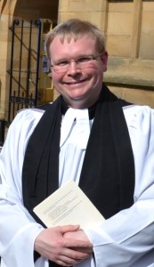 Father Adam May 2015