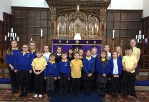 Handle School Choir 2015