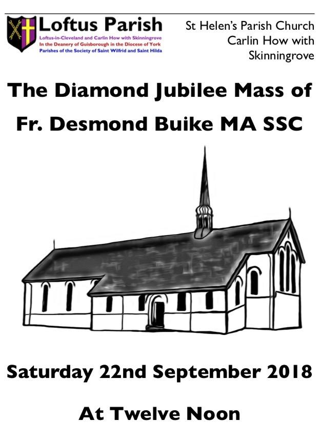 Newsletter & Events – Trinity XVI 2018
