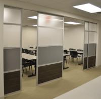 GLIDE Sliding Room Divider | Loftwall