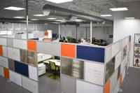 Defining Collaborative Spaces for the Open Office   Loftwall