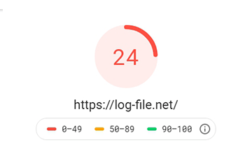 PageSpeed Insights 24