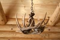Rustic Log Home Lighting Bargains
