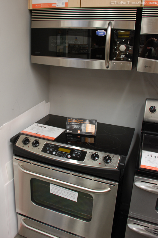 Some Notes About The GE Stoves Cooktops  Microwaves That We Like Best  Fun Times Guide to Log