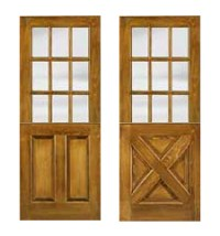 The Exterior Doors We Chose For Our Log Home | Fun Times ...