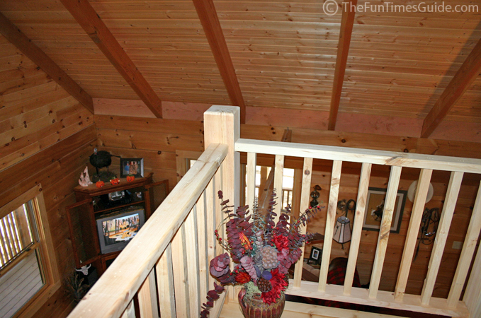 Lonnie and Sherrys Log Home  The Log Home Guide