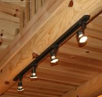 Rustic Log Home Lighting Bargains | Fun Times Guide to Log ...