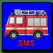 SMS od hasičů