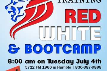 Red White & BOOTCAMP
