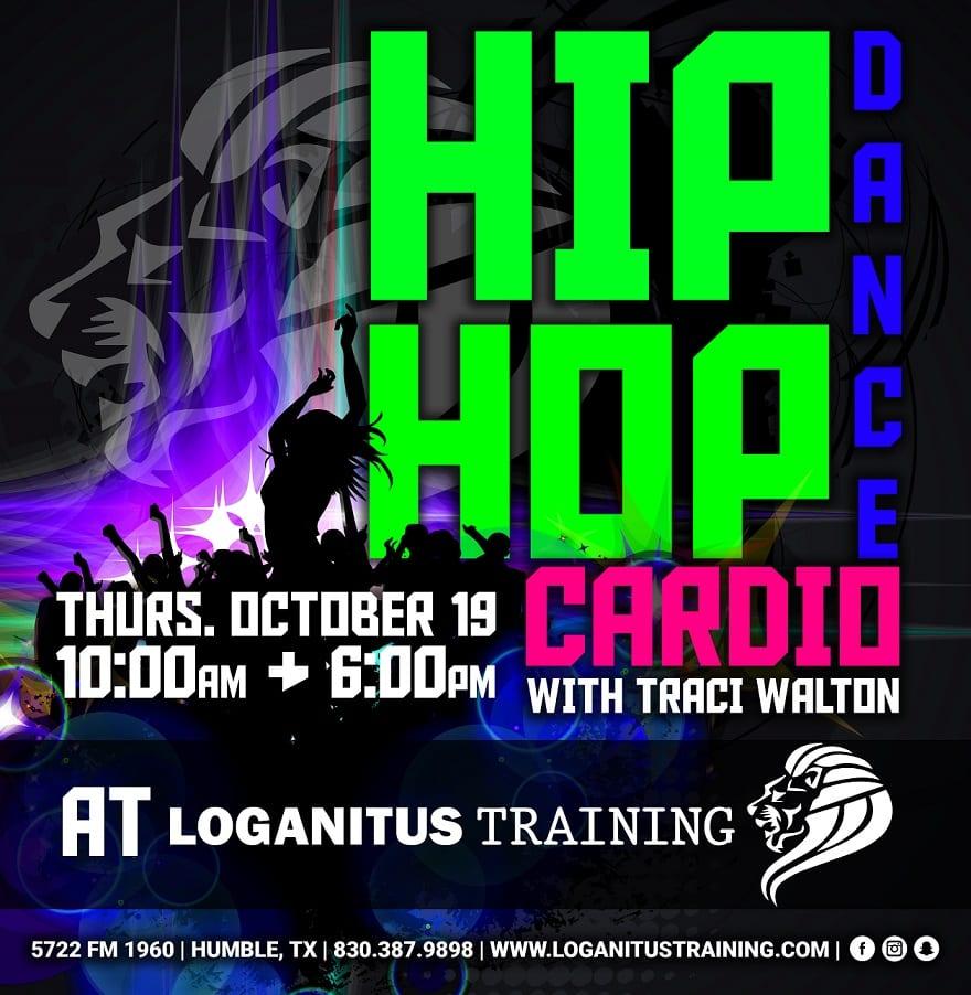 Hip Hop Cardio Class