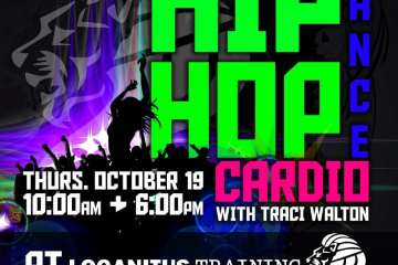 Hip Hop Cardio Class – Evening Session