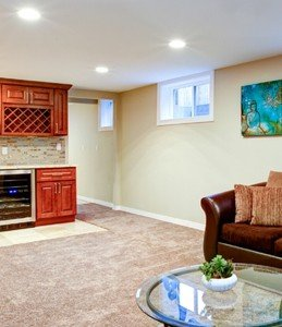 Basement Finishing - Logan Utah 2
