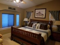 17 Moonbeams Second Master Bedroom