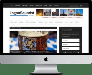 LoganSquarist Desktop