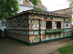 Painted garage by Artist Painters
