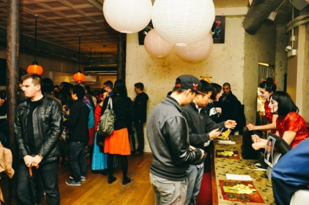 Slideshow: A Halloween Feast at Lula Cafe