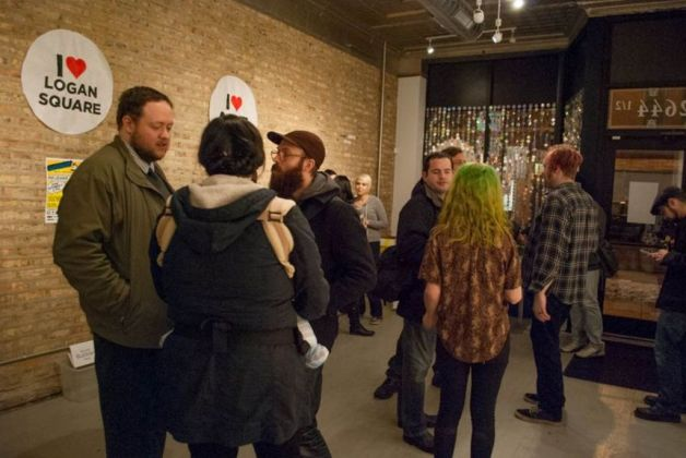 """""""Busy Beavers"""" Show Opens at I Am Logan Square"""