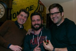 The March meetup brought new faces. Photo: Elisa Fritz