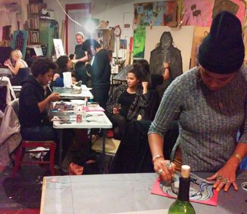 AnySquared, a Place to Make Art in Logan Square