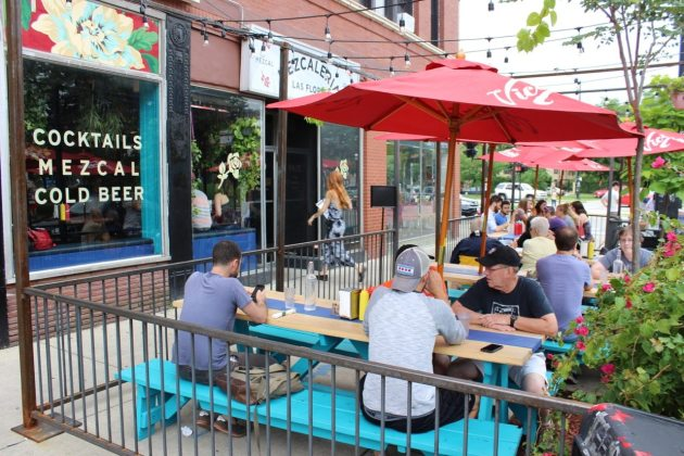 7 Patios for Soaking Up the Sunshine Before Winter