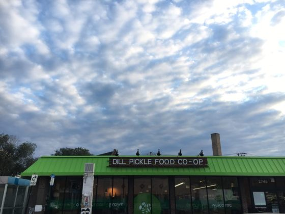 Green is the New Blue: Logan Square's Dill Pickle Co-op Expands