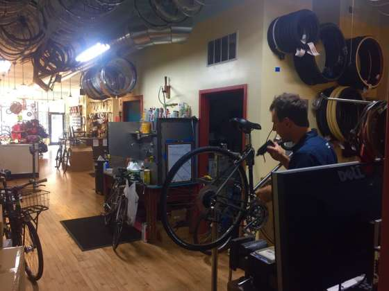 Steady Cycle: Boulevard Bikes Celebrates 15 Years in Logan Square