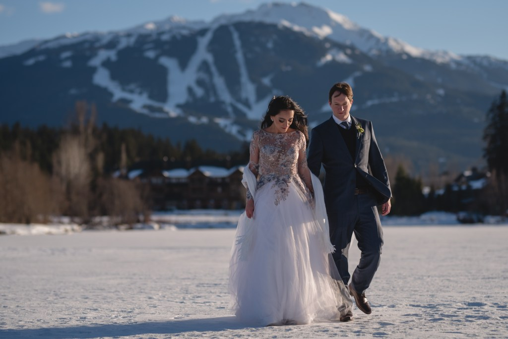 whistler-winter-wedding-frozen-lake-couple