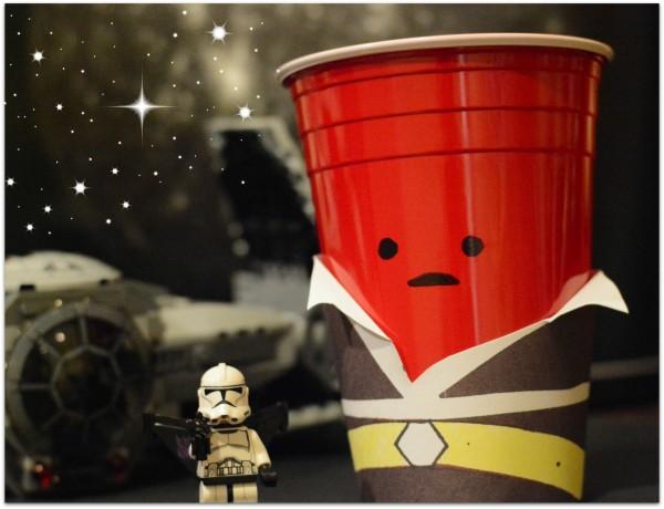 Hans Solo Cup