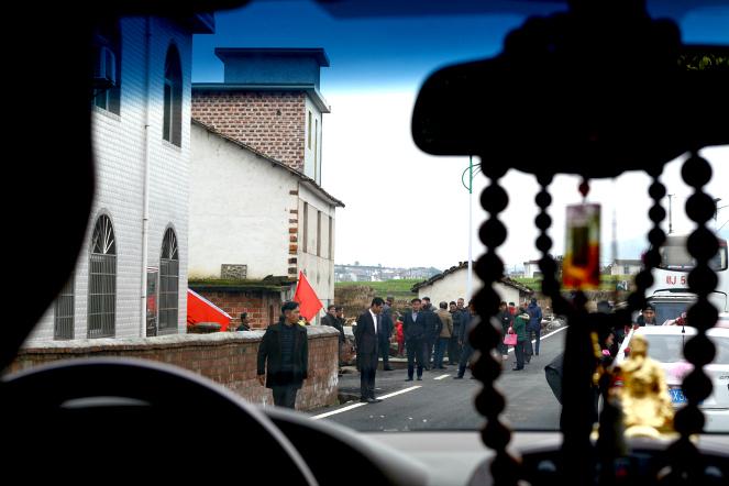 village arrival