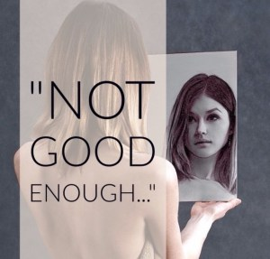 "Finding Joy When the Mirror Whispers ""Not Good Enough"""