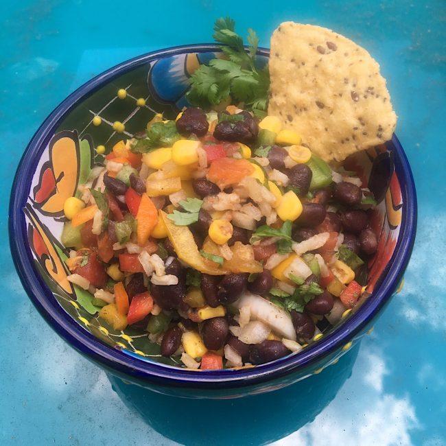 Blue Ridge Black Bean Salad