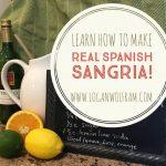 Learn to Make Real Spanish Sangrîa