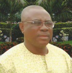 President-General, Chief Peter A. Ogwuru (KSM)