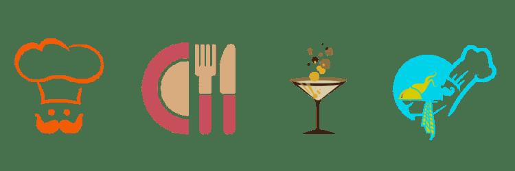 Creative Restaurant Logo Png