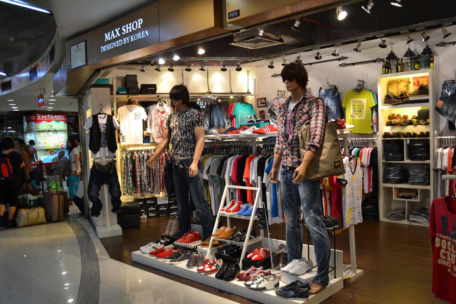 Gongbei Underground Market Zhuhai Shopping
