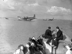 Seaplanes at Foynes
