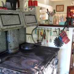 How To Arrange Pots And Pans In Kitchen Rolling Cart For Classes - Log Cabin Cookingclasses Cooking