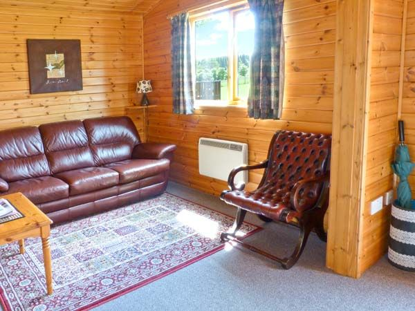 Spinney Lodge Scotland Lounge 2 Logcabinholidays