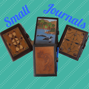 Small Leather Journal Covers