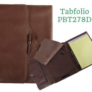 Tabfolio: Tablet Cover and Notepad All-in-one!