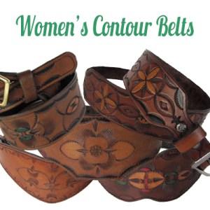 Women's Contour Belts