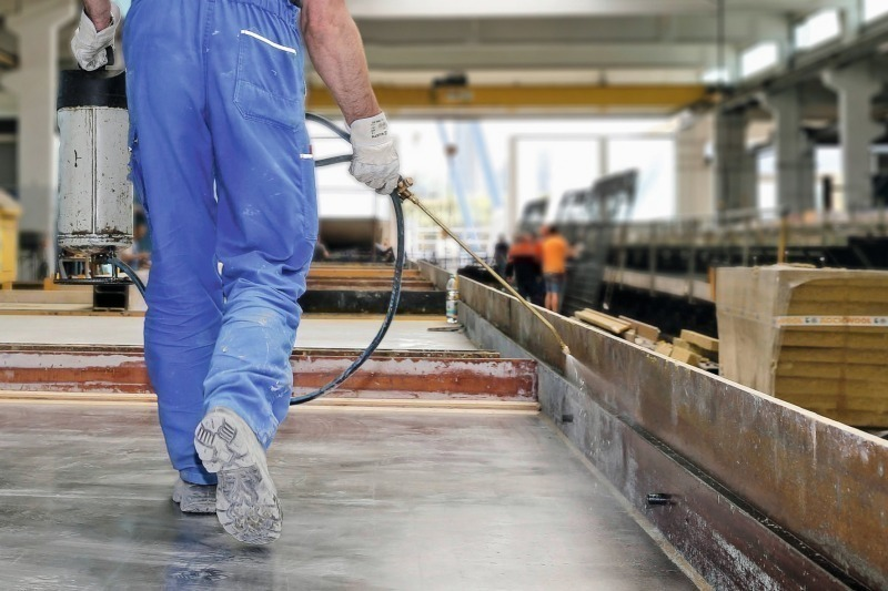 How to choose the right concrete release agent | Logco Manufacturing