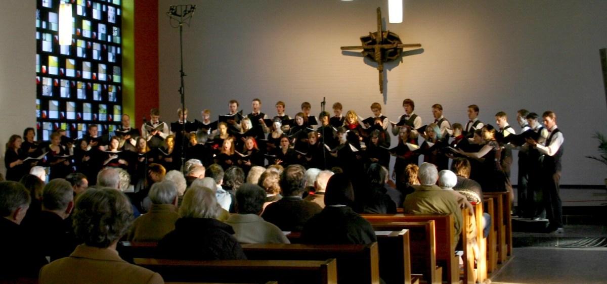 2007/02/04 – Benefiz-Konzert mit dem LandesJugendChor NRW