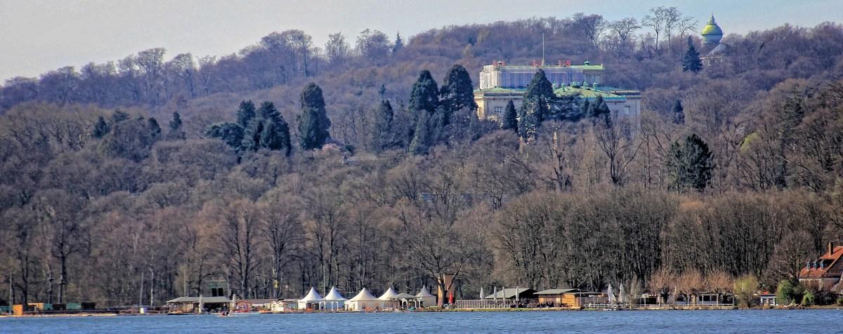 Essen / Baldeney-See / Villa Hügel