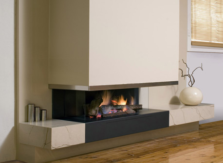 Jetmaster Horizon Gas Fireplaces  Australian Gas Log Fires Melbourne