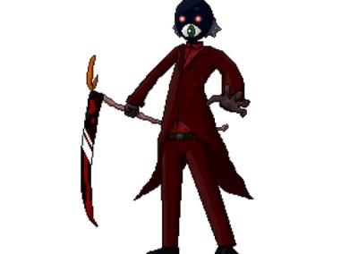 Randraw #1 : Redper