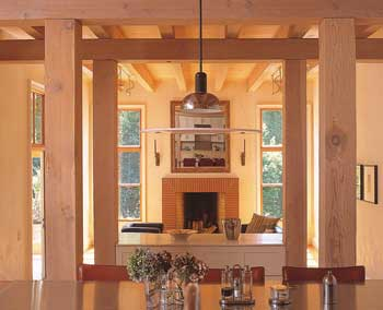 Sarah Susanka's Not So Big Ideas For Log Homes