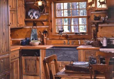 Ideas About Log Cabin Furniture On Pinterest Cabin